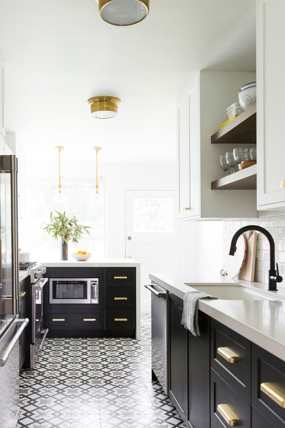 Hillside Kitchen Remodel