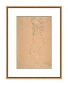 Sketched Figure Art