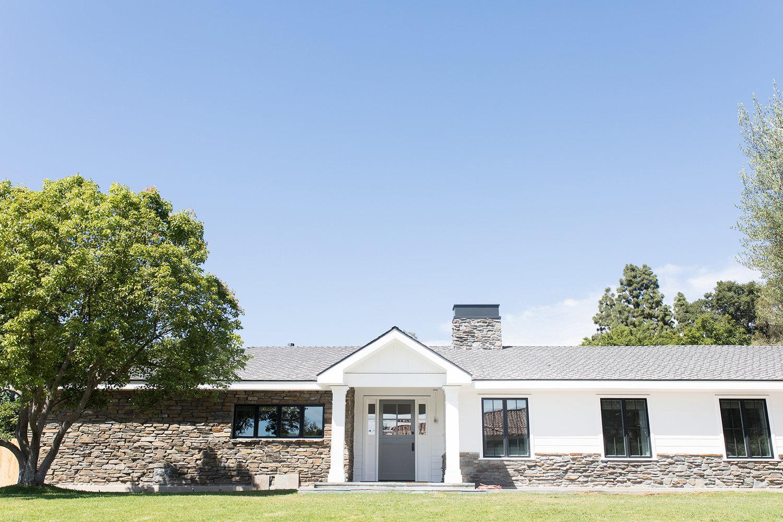 Orange County Ranch Remodel