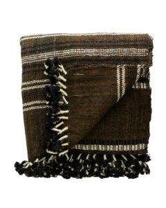 Amie Stripe Throw
