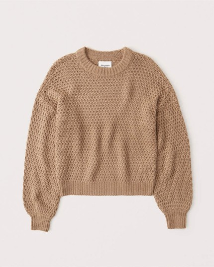 A Sweater For Layering