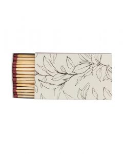Leaf Matchbook