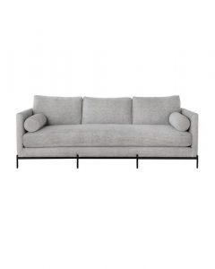 Morrison Metal Base Sofa