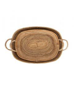 Rattan Catch-All Basket