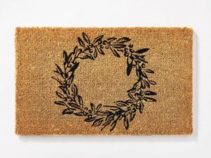 Wreath Doormat
