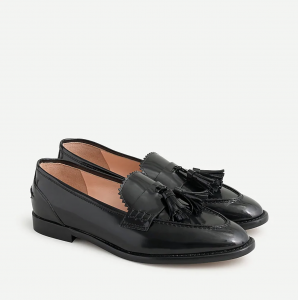 Academy Loafers With Tassels