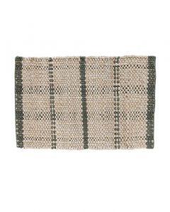 Simple Checkered Doormat