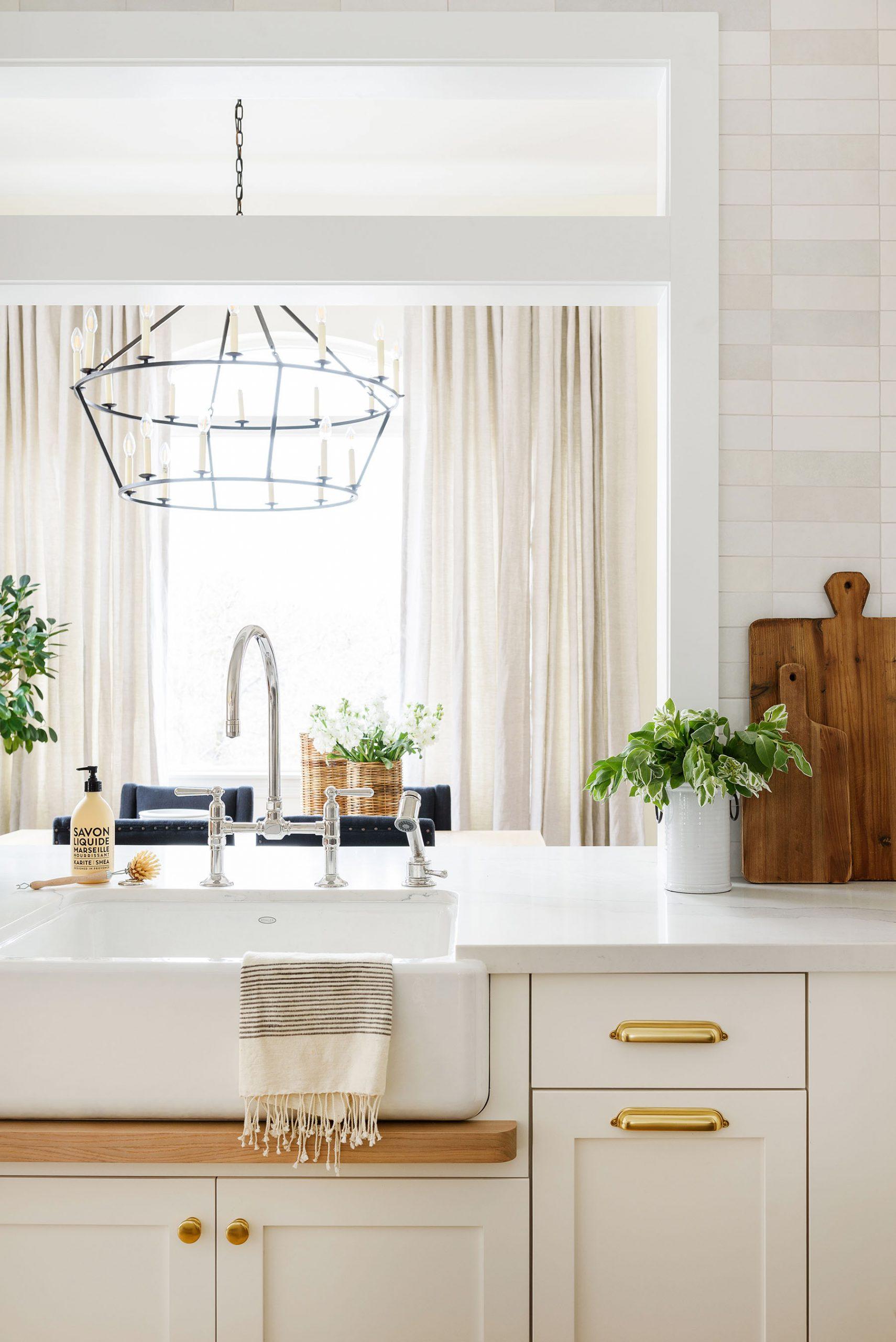 Open & Airy Netflix Kitchen Remodel
