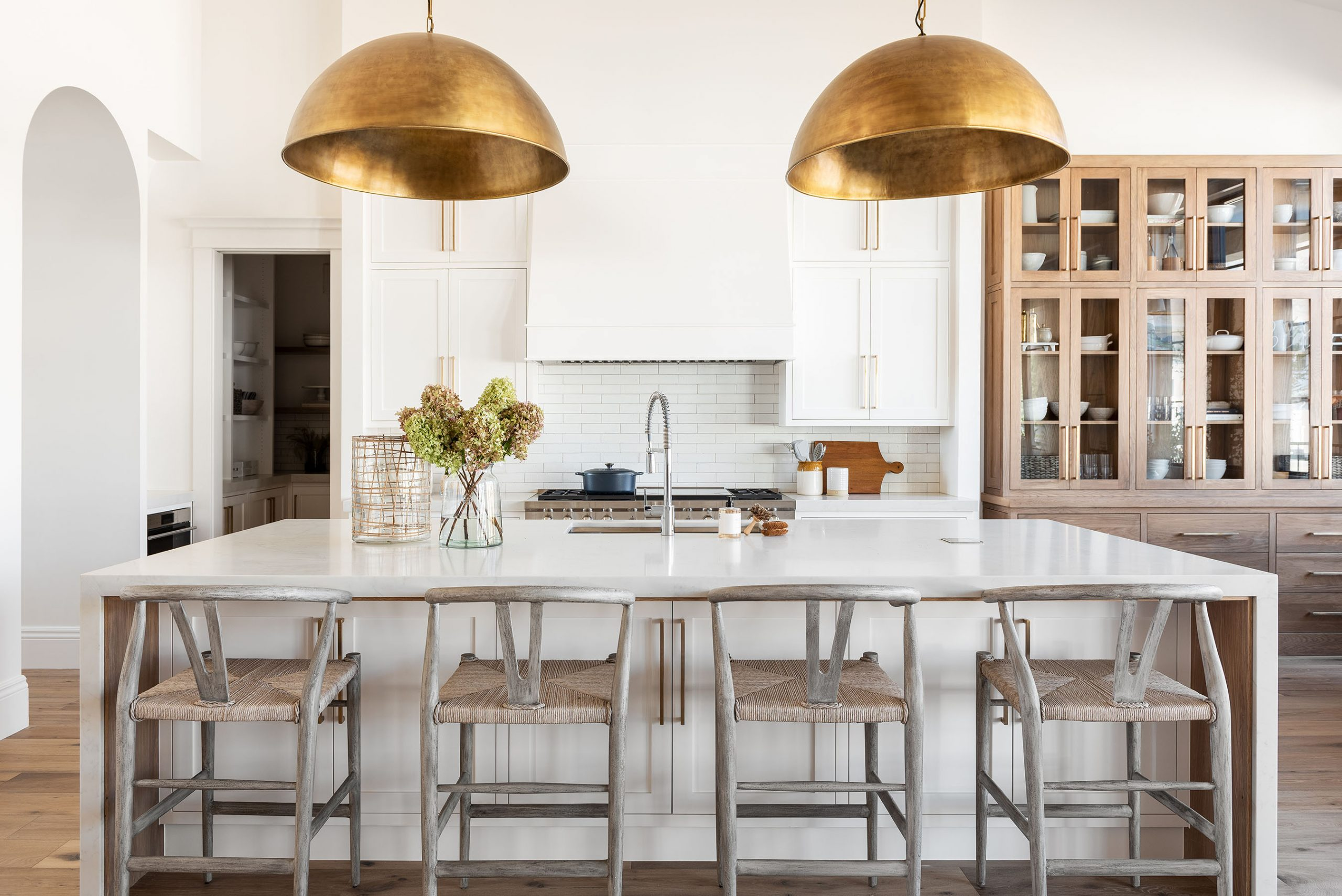 The Sunset House: Great Room, Kitchen & Dining Nook