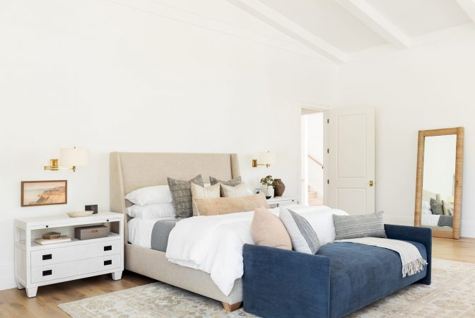 Home on The Ranch: The Primary Bedroom