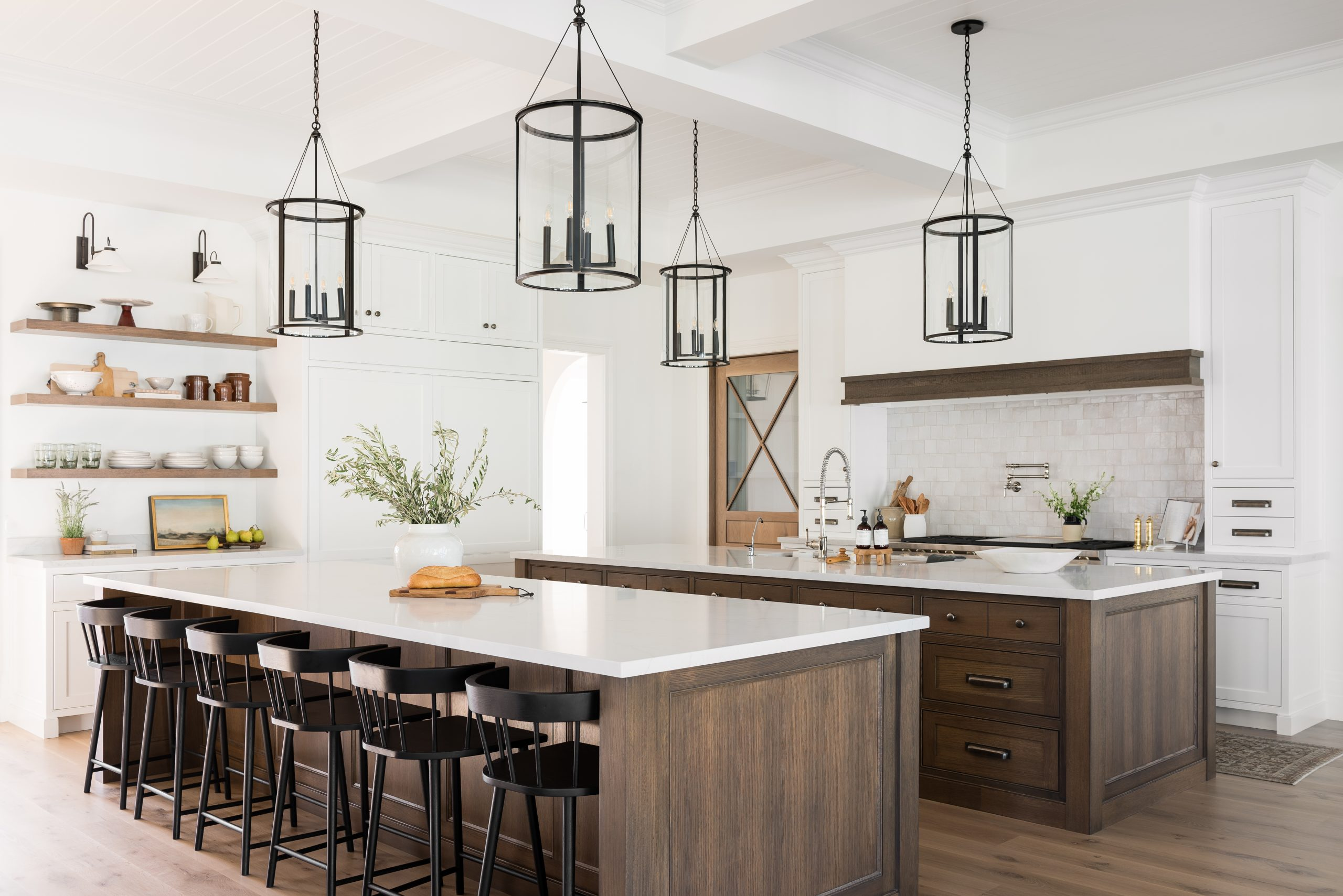 Home on The Ranch: The Great Room & Kitchen