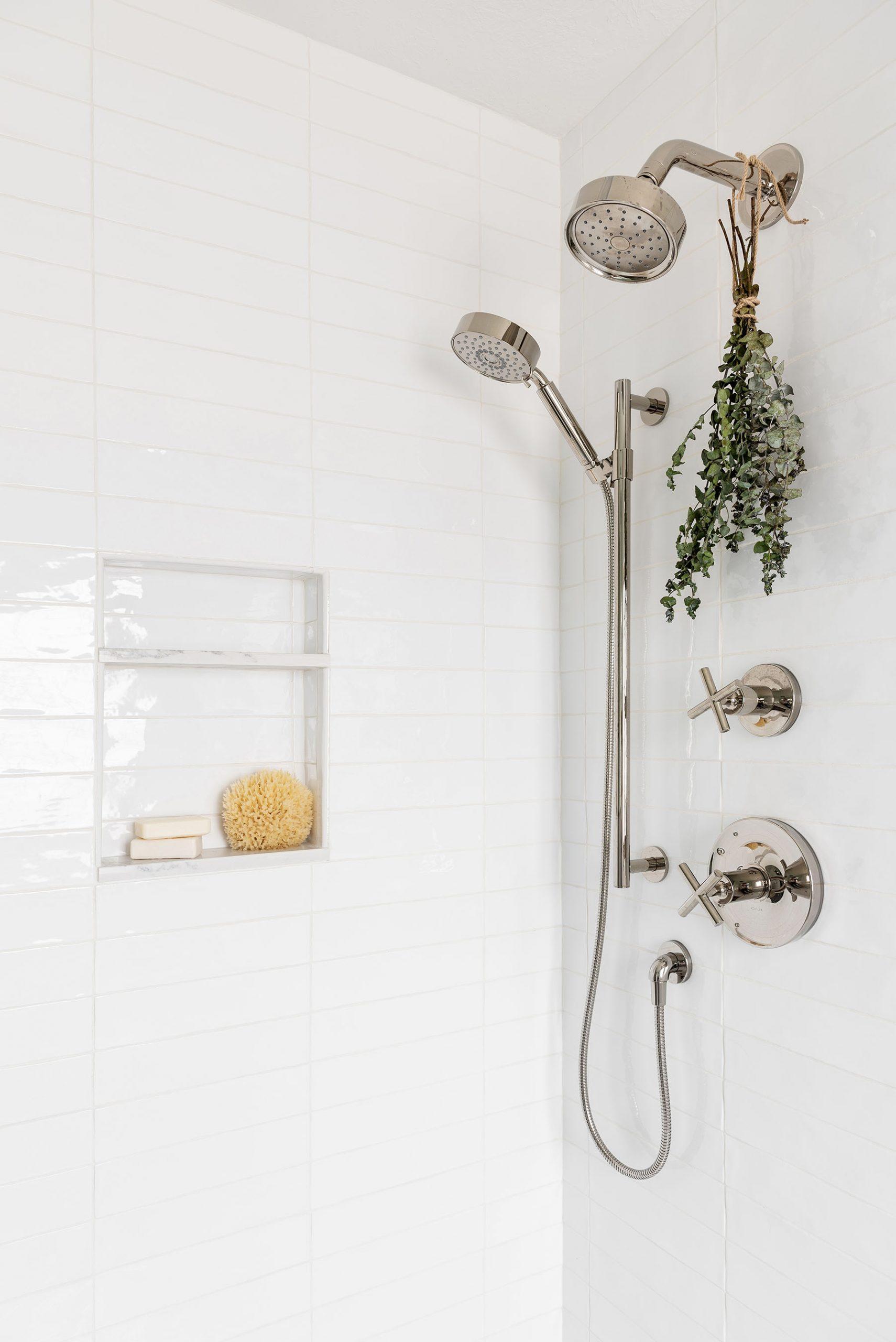 Open & Bright Netflix Bath Remodel