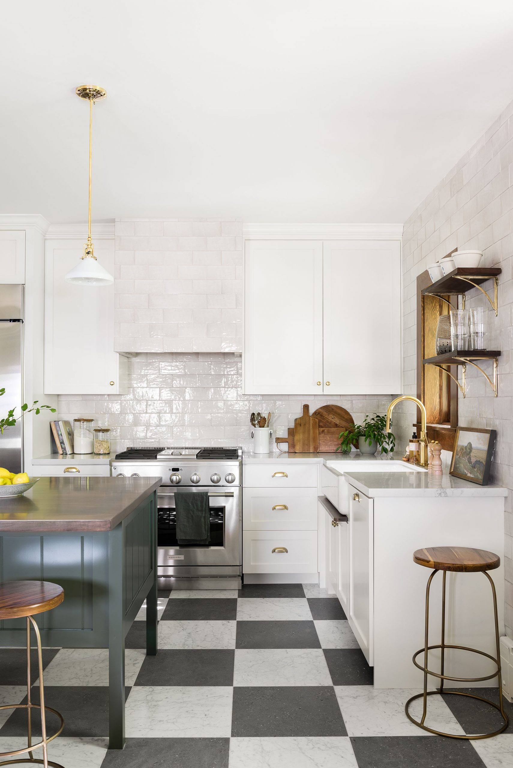Historic Netflix Kitchen Remodel