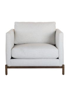 Morrison Wood Base Chair