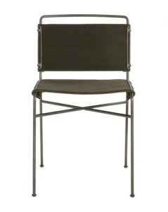 Green Moore Chair