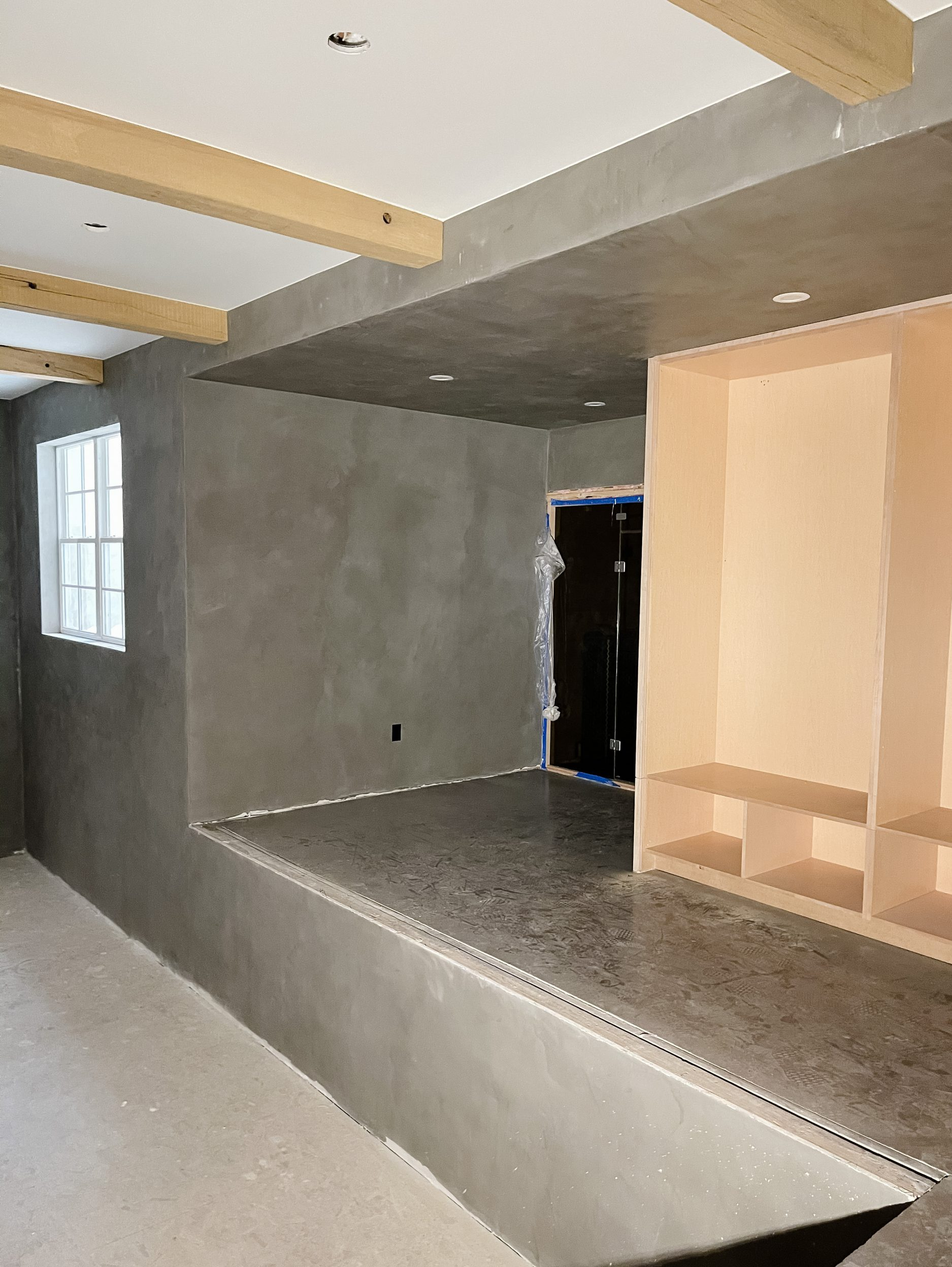 The McGee Home Basement: Progress Update