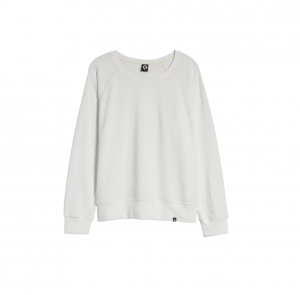 Cozy Raglan Sleeve Sweatshirt