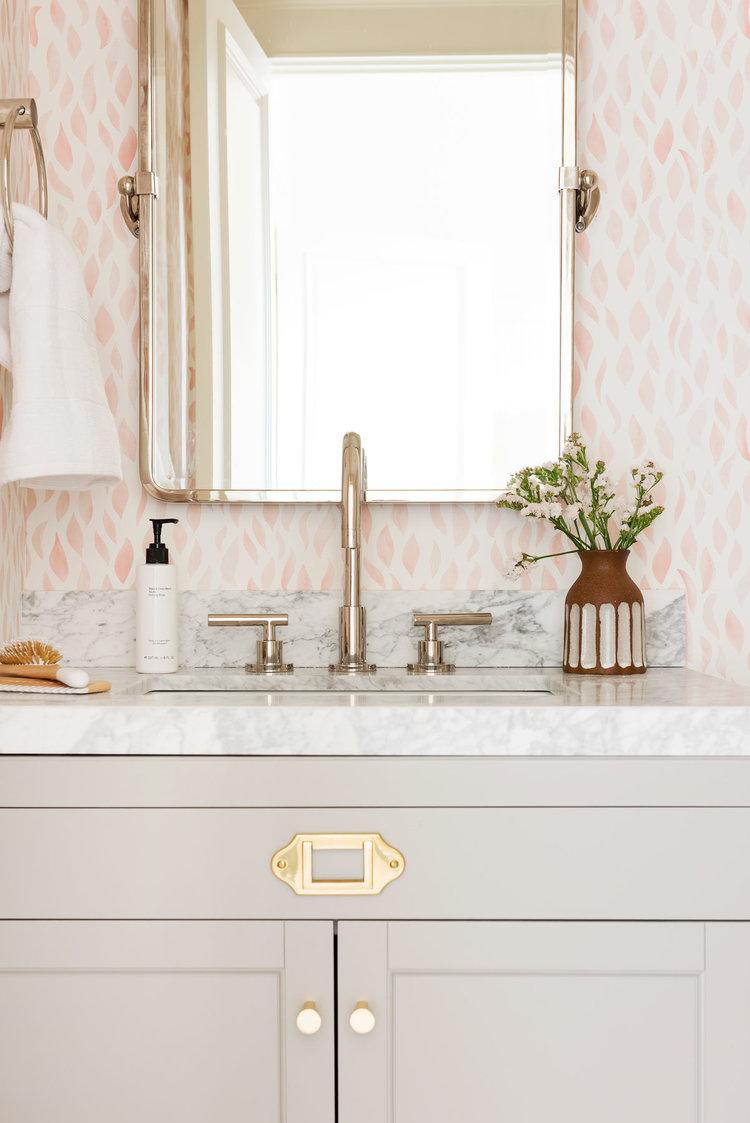 Our Favorite Powder Bathrooms