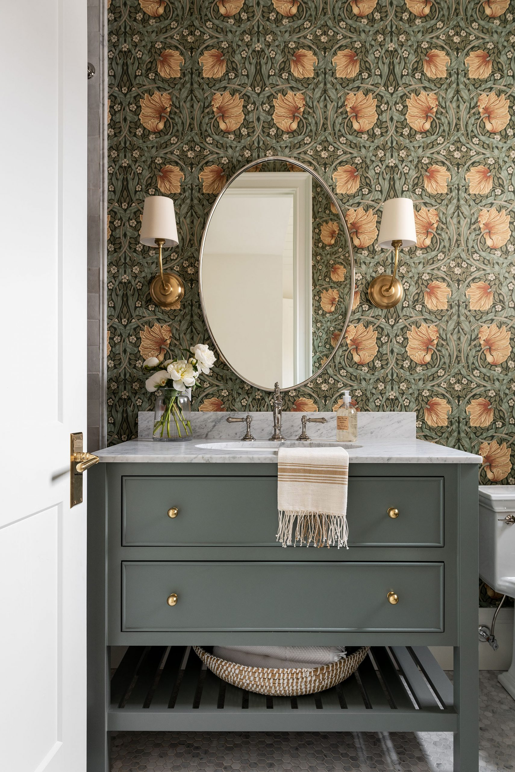 Adding Shades of Green to Your Design