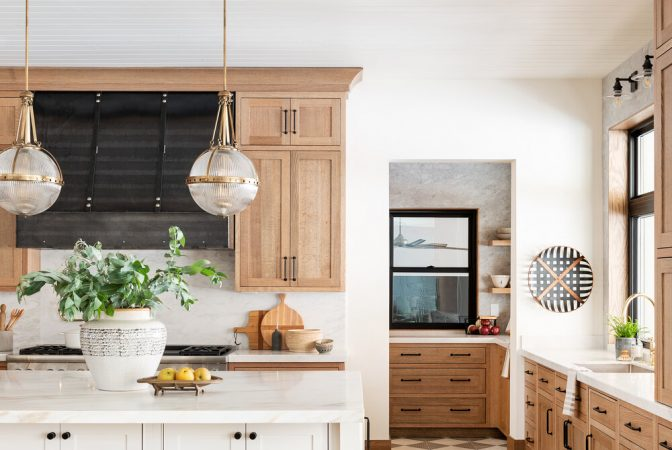 How To Mix Wood Tones in Your Home