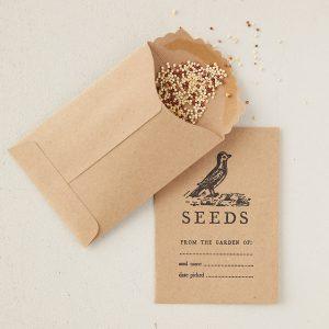 Seed Sharing Envelope Set