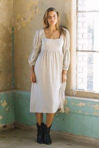 Linen Doreen Dress
