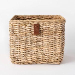 Decorative Cube Basket