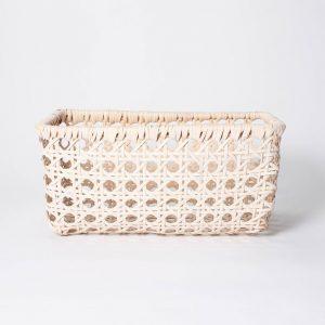 Rattan Turntum Weave Basket