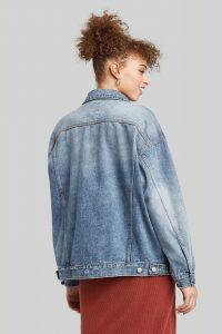 Women's Denim Trucker Jacket