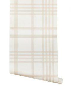 Rigby Plaid Print Wallpaper