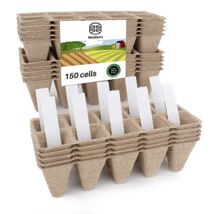 Round Biodegradable Peat Pots