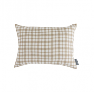 Edison Gingham Pillow Cover