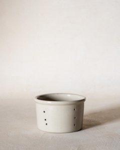 Vintage French Ceramic Crock
