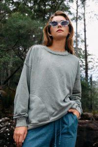 Metti Crewneck Sweatshirt