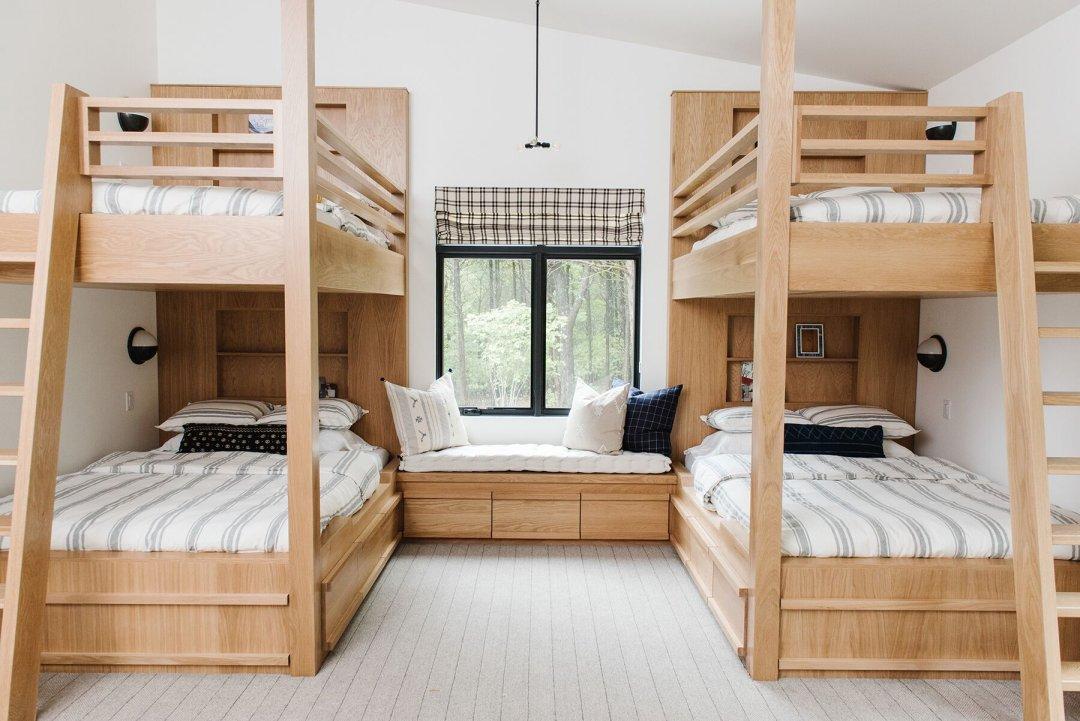 Bunk Rooms We Love