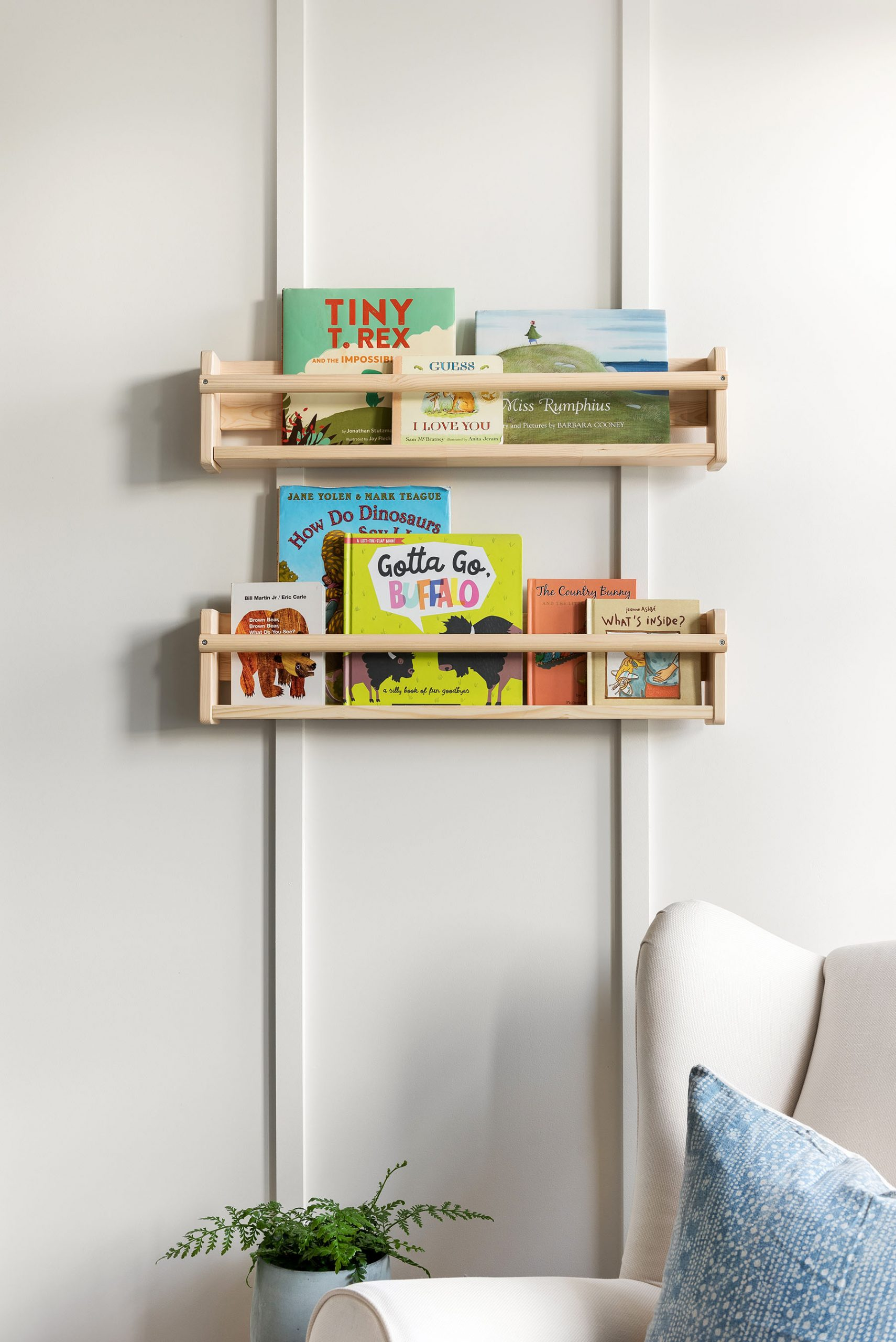 AZ Homestead Project: The Kids Spaces