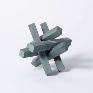 Decorative Soapstone Puzzle Figurine