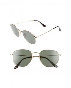 54mm Aviator Sunglasses