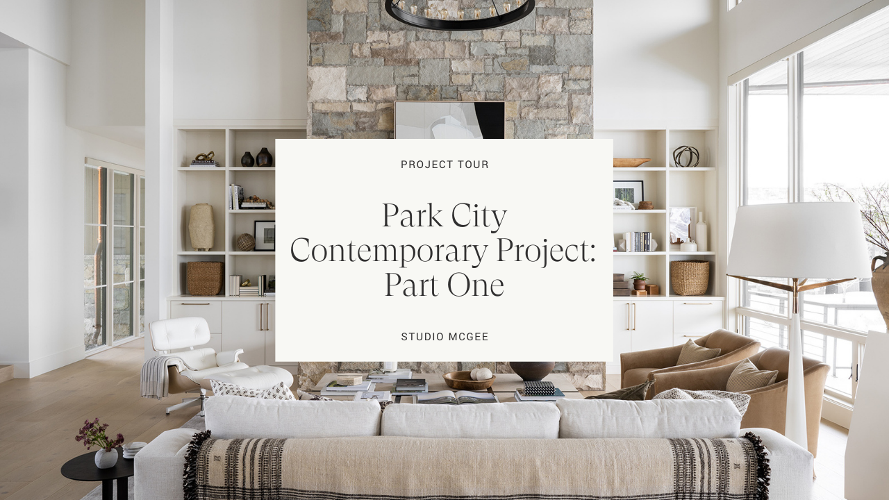 PC Contemporary Project: The Great Room, Kitchen, & Hearth Room