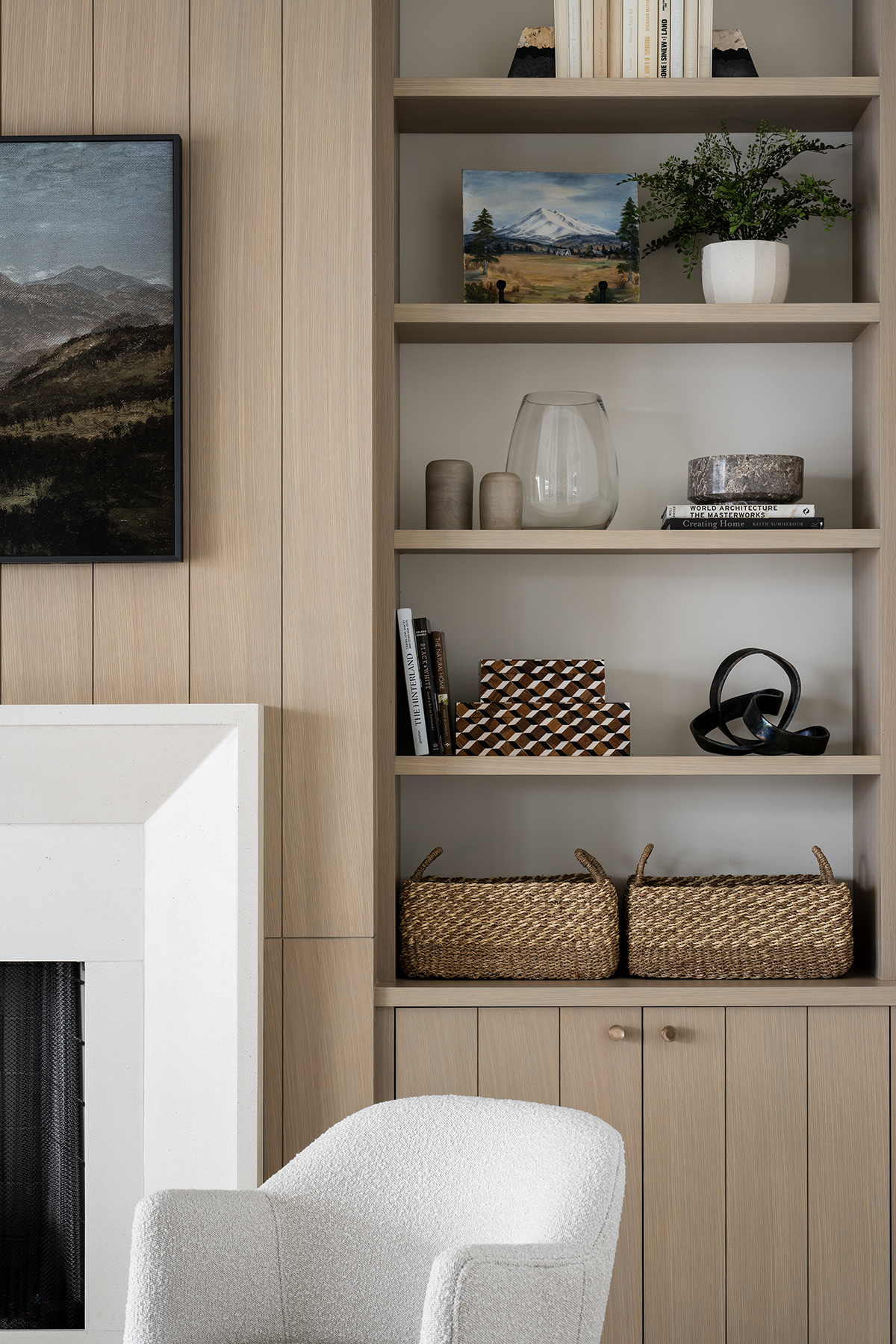 PC Contemporary Project: The Hearth Room