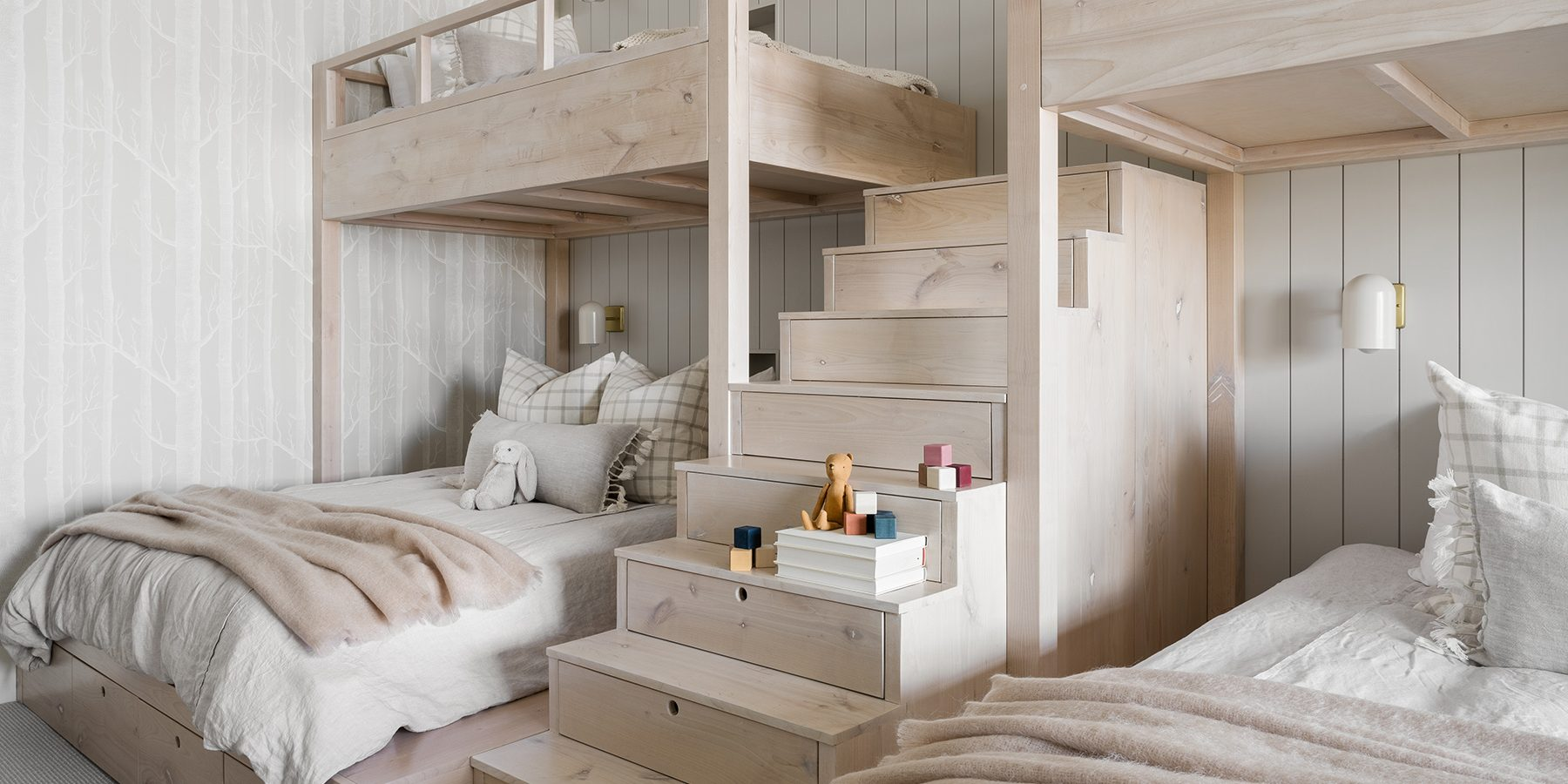 PC Contemporary Project: The Guest Suite & Bunk Room