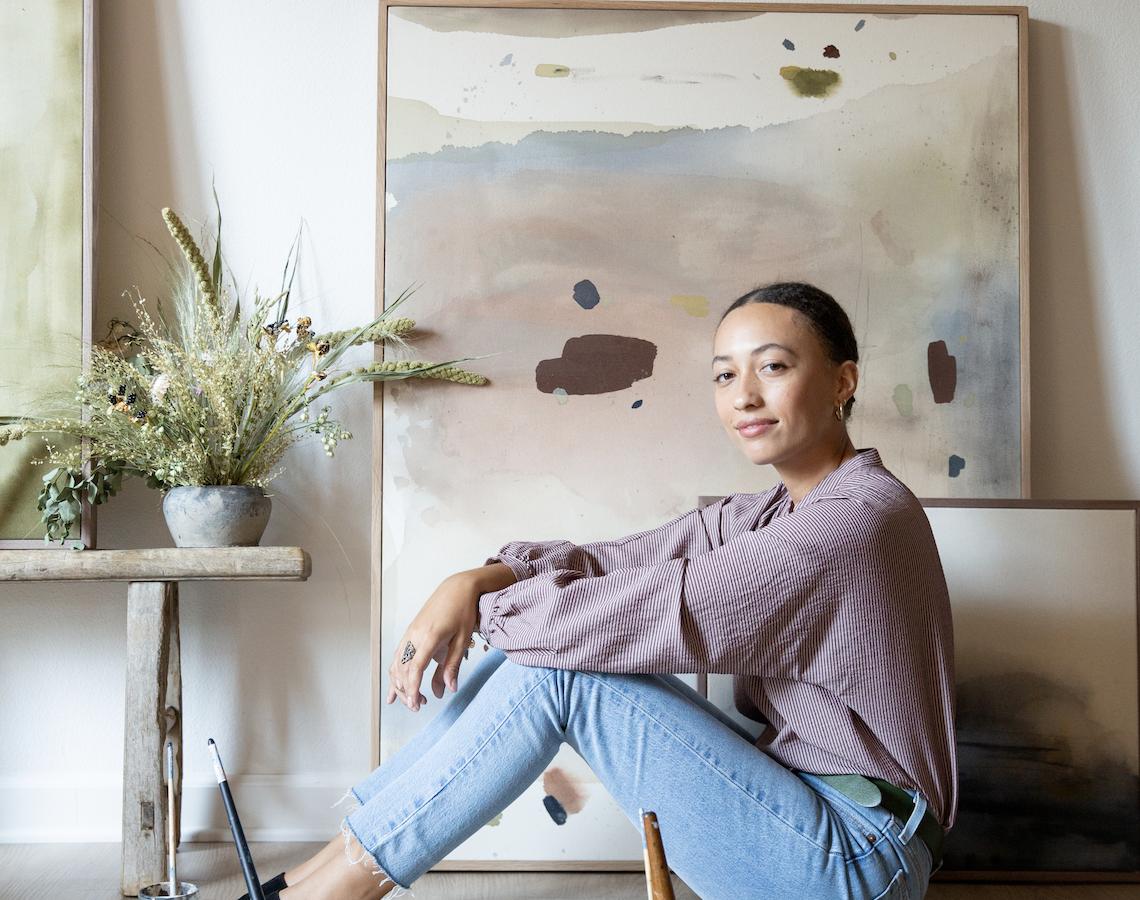 High Desert Studio: An Artist Collaboration with Jordan Nicole