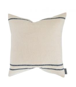 Abigail Silk Stripe Pillow Cover