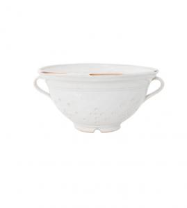 Organic Porcelain Colander