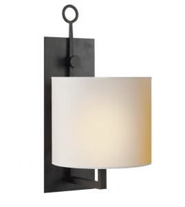 Aspen Iron Wall Lamp