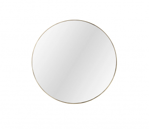 Jace Inset Circle Mirror
