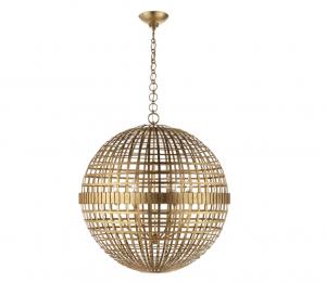 Mill Globe Lantern