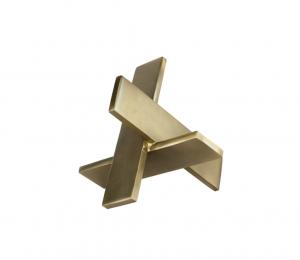 Aluminum Crosshatch Object
