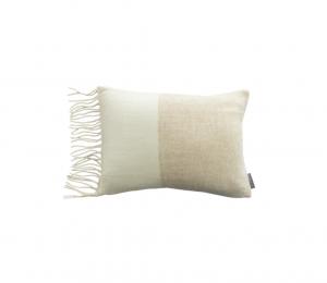 Jada Colorblock Wool Pillow Cover