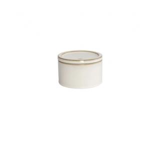 Glazed Stoneware Canister